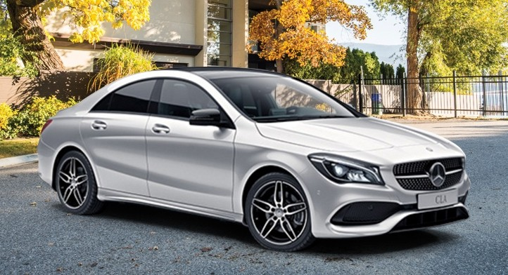 2017 CLA 250 4MATIC Coupe Demo with Panoramic Sunroof and Parktronic, Total Price: $40,044