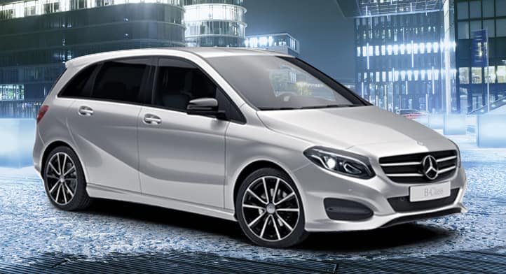 2018 B 250 4MATIC with Avantgarde Edition Package, Total Price $38,379.15