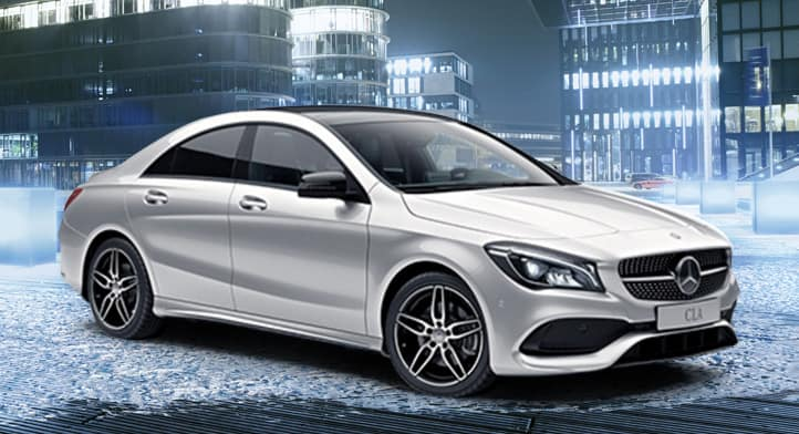 2018 CLA 250 4MATIC Coupe with Premium Package, Total Price: $42,829