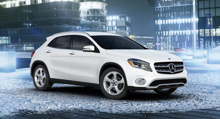 2018 GLA 250 4MATIC SUV with Premium Package, Total Price $44,509