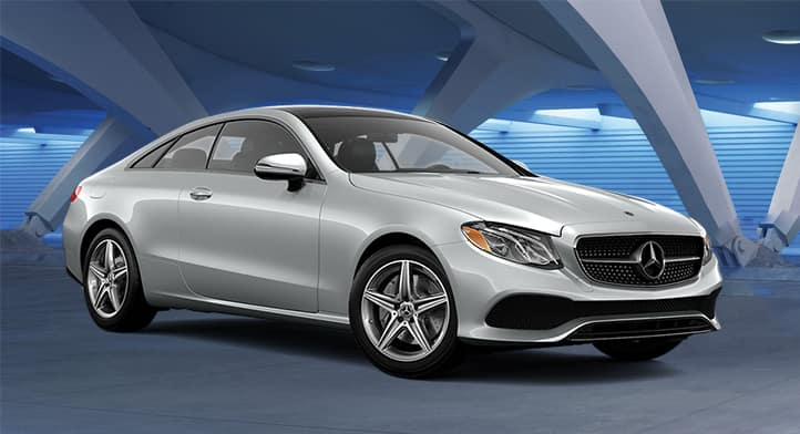 2018 E 400 4MATIC Coupe with Premium Package, Total Price $79,679
