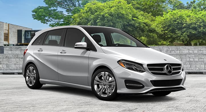 Demo 2018 B 250 4MATIC with Avantgarde Edition Package, Total Price $35,446