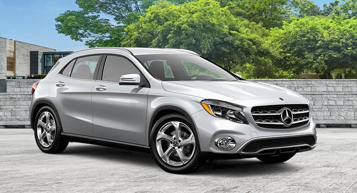 2018 GLA 250 4MATIC SUV with Premium and Sport Packages, Total Price $47,349