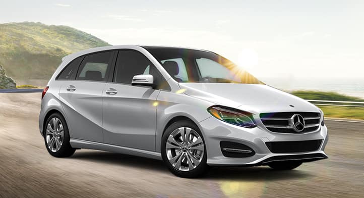 Demo 2018 B 250 4MATIC with Avantgarde Edition Package, Total Price $33,034