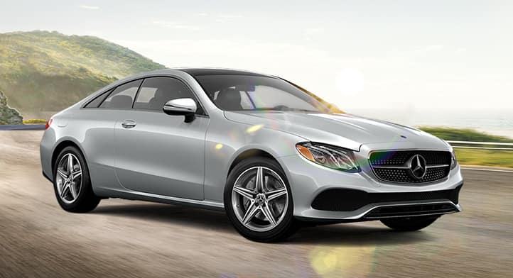 Demo 2018 E 400 4MATIC Coupe with Premium, Sport, Technology and Intelligent Drive Packages, Total Price $85,664