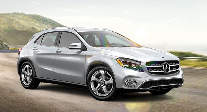 2018 GLA 250 4MATIC SUV with Premium Package, Total Price $43,839