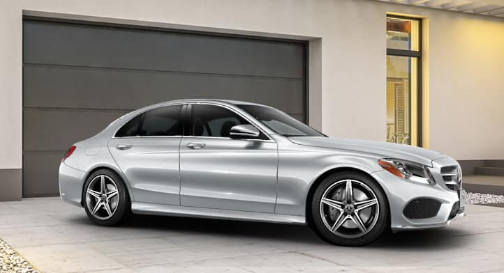 2018 C 300 4MATIC Sedan with Premium and Sport Packages, Total Price: $48,984