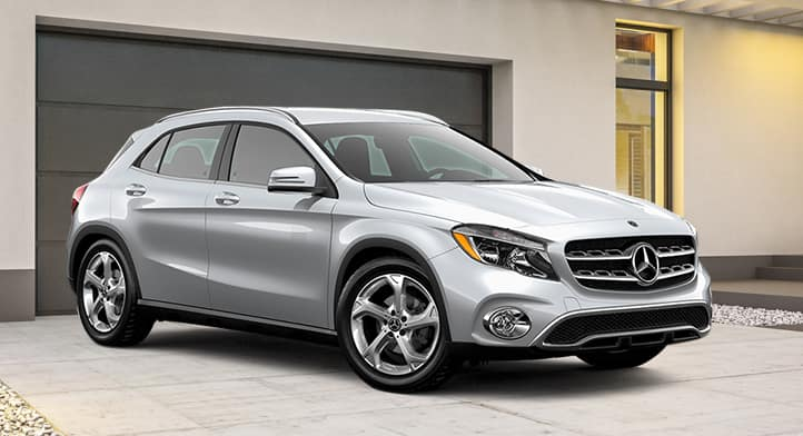 2018 GLA 250 4MATIC SUV with Premium and Sport Packages, Total Price $45,314