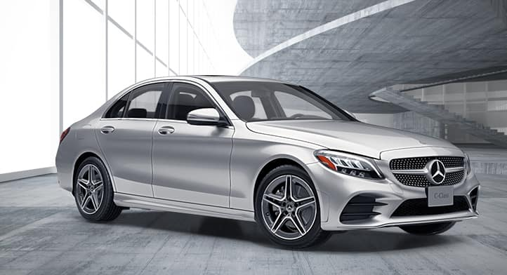 2019 C 300 4MATIC Sedan with Premium and Sport Packages, Total Price: $54,401