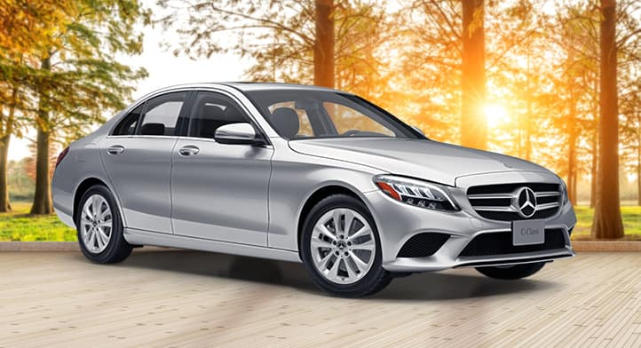 2019 C 300 4MATIC Sedan with Premium Package, Total Price: $50,347