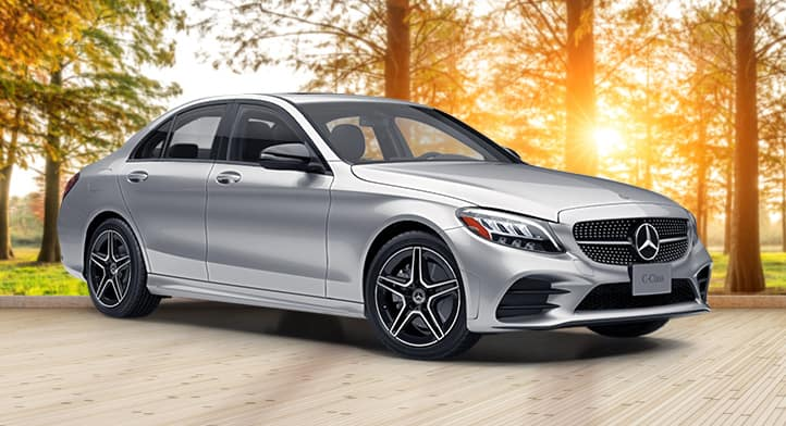 2020 C 300 4MATIC Sedan with Premium + Night Packages, Total Price: $56,472