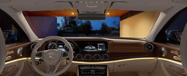 How to program your homelink garage door opener mercedes benz start by turning on the ignition then simultaneously press the first and third buttons on your rearview mirrors hold for twenty seconds you can skip solutioingenieria Choice Image