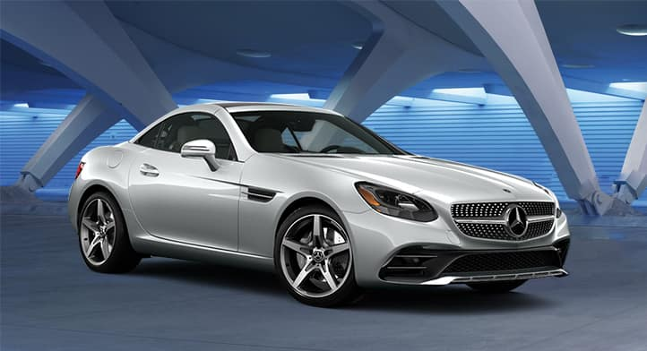 2018 SLC 300 Convertible with Premium Package, Total Price $71,294