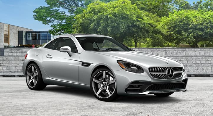 2018 SLC 300 Convertible with Premium Package, Total Price $71,434