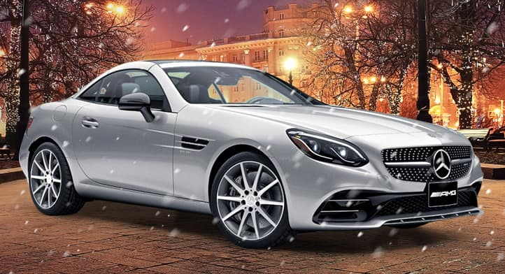 Demo 2019 Mercedes-AMG SLC 43 Hardtop Convertible with Premium Package, Total Price: $68,250