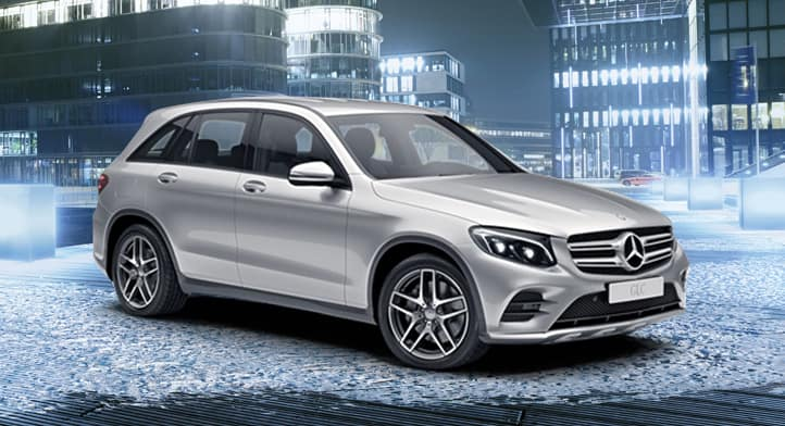 2018 GLC 300 4MATIC SUV with Premium Package, Total Price $55,229