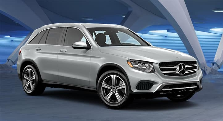 2018 GLC 300 4MATIC SUV with Premium and Sport Packages, Total Price $57,479