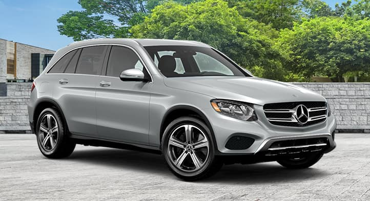 2018 GLC 300 4MATIC SUV with Premium Package, Total Price $57,419