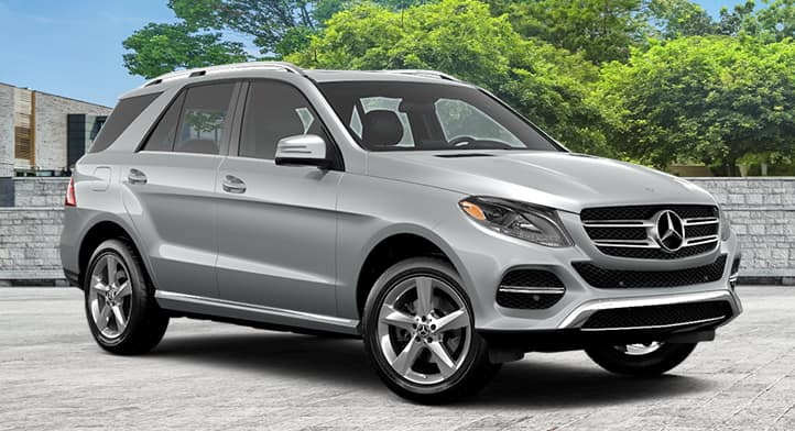 2018 GLE 400 4MATIC SUV with Premium Package, Total Price $75,509