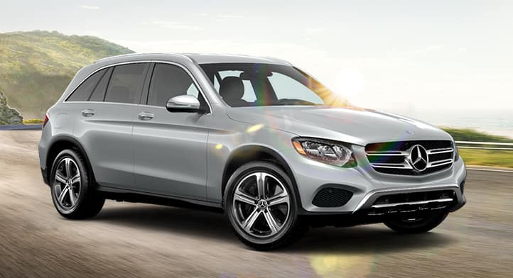 2018 GLC 300 4MATIC SUV with Premium Package, Total Price $55,499