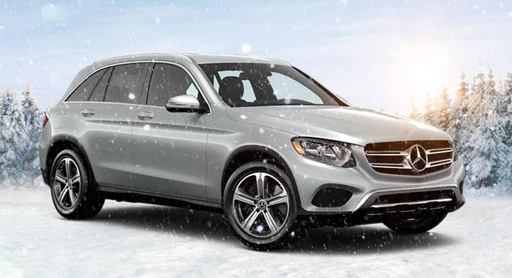2019 GLC 300 4MATIC SUV with Premium Package, Total Price $57,409
