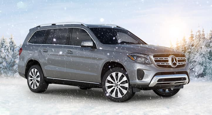 Demo 2018 GLS 450 4MATIC SUV with Premium, Intelligent Drive and Sport Packages, Total Price: $99,754