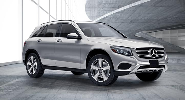 2019 GLC 300 4MATIC SUV with Premium Package, Total Price $54,941