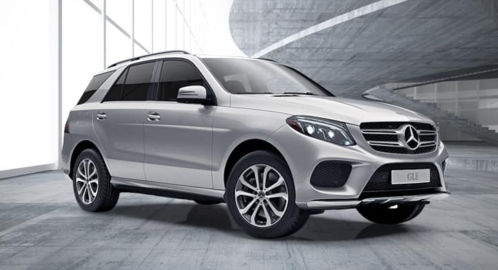 2019 GLE 400 4MATIC SUV with Premium, Night and Intelligent Drive Packages, Total Price $82,126