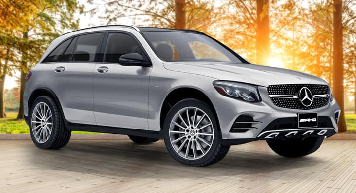 2019 Mercedes-AMG GLC 43 4MATIC SUV with Premium Package, Total Price $80,334