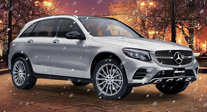 2019 Mercedes-AMG GLC 43 4MATIC SUV with Premium Package, Total Price $67,310