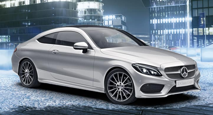 2018 C 300 4MATIC Coupe with Premium and Sport Packages, Total Price: $56,019