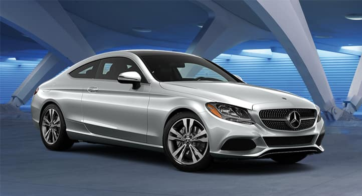 2018 C 300 4MATIC Coupe with Premium and Sport Packages, Total Price: $59,019