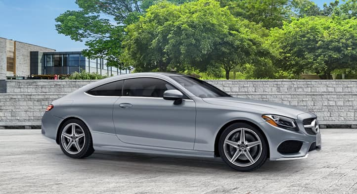 2018 C 300 4MATIC Coupe with Premium Plus and Sport Packages, Total Price: $61,509