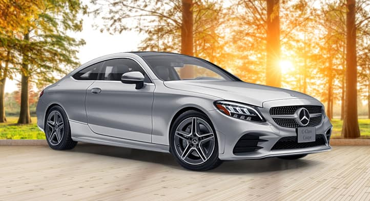 Demo 2019 C 300 4MATIC Coupe with Premium Plus + Sport + Technology Packages, Total Price: $55,191
