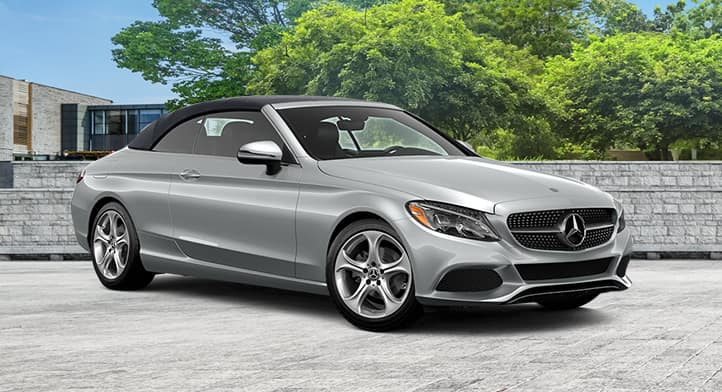 2018 C 300 4MATIC Cabriolet with Premium, Sport, Sun and Sound and Leather Packages, Total Price: $69,109