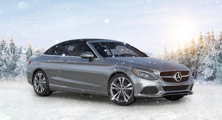 2019 C 300 4MATIC Cabriolet with Premium and Sport Packages, Total Price: $72,289