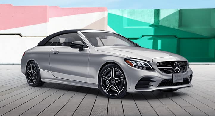 2019 C 300 4MATIC Cabriolet with Premium + Night Packages, Total Price: $69,102