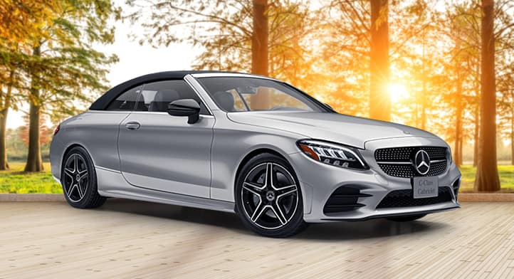 2019 C 300 4MATIC Cabriolet with Premium + Night Packages, Total Price: $66,272