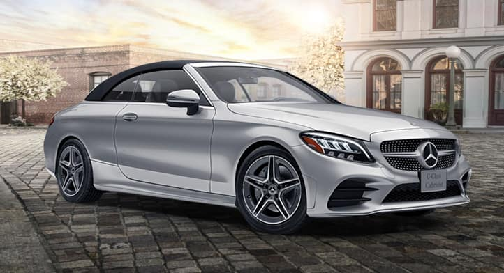 2020 C 300 4MATIC Cabriolet with Premium + Sport + Technology Packages