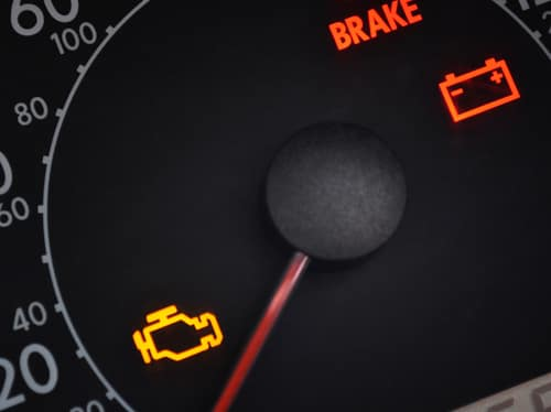 One Of The Last Things You Want To See When Driving Your Vehicle Is The Check  Engine Light. It Could Mean Anything, Ranging From Something Minor To ...