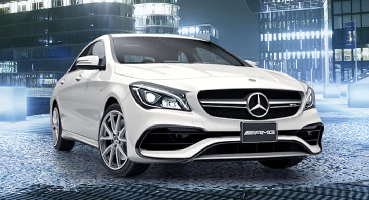 2018 Mercedes-AMG CLA 45 4MATIC Coupe with Premium Package, Total Price: $60,579