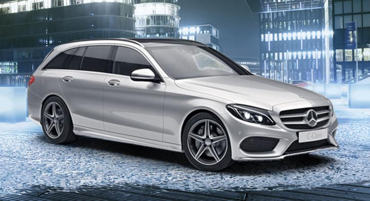 2018 C 300 4MATIC Wagon with Premium and Sport Packages, Total Price: $56,754