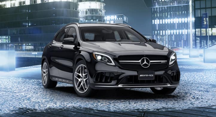 2018 Mercedes-AMG GLA 45 4MATIC SUV with Premium Plus Package, Total Price $66,269
