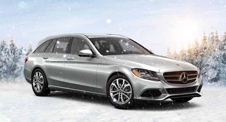 Demo 2018 C 300 4MATIC Wagon with Premium and Sport Packages, Total Price: $52,390