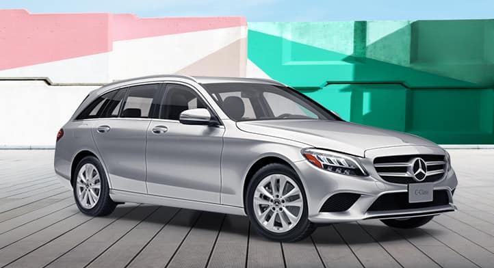 2019 C 300 4MATIC Wagon with Premium + Sport Packages, Total Price: $54,272