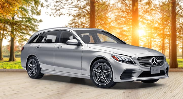 2019 C 300 4MATIC Wagon with Premium + Sport Packages, Total Price: $53,571