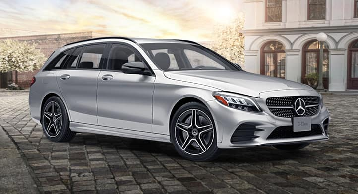 2020 C 300 4MATIC Wagon with Premium Plus + Night + Technology Packages
