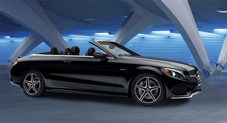 2018 Mercedes-AMG C 43 4MATIC Cabriolet with Premium and AMG Driver's Packages, Total Price: $84,459