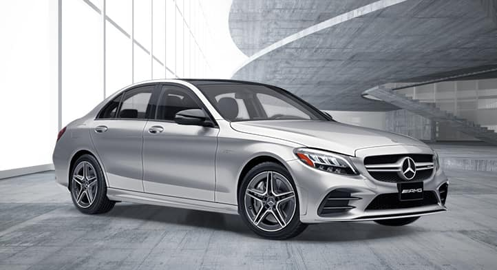 2019 Mercedes-AMG C 43 4MATIC Sedan with Premium and Driver's Packages, Total Price: $69,201