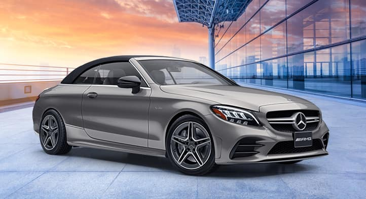 2019 Mercedes-AMG C43 4MATIC Cabriolet with Premium and Driver's Packages, Total Price: $84,712